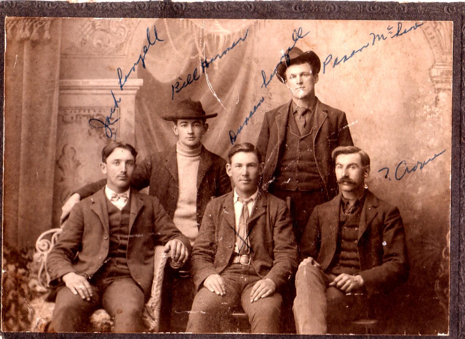 Norton Mafia   circa 1910
